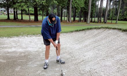 Tips on improving your game from sand bunkers