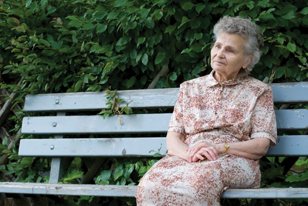 Women more likely than men to need long-term care