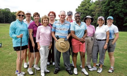 The business of golf a networking option for women