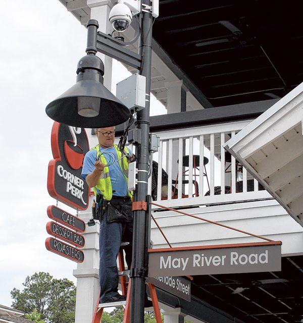 Growing events calendar prompts camera installations