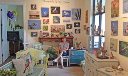 Find art, painted furniture, sense of calm at Studio B Marketplace