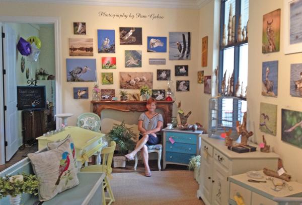 Find art, painted furniture, sense of calm at Studio B Marketplace