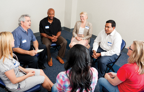 Peer-to-peer support groups important to caregivers