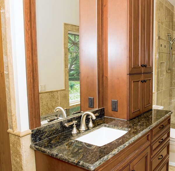 Lowcountry homeowners show creativity in stone choices