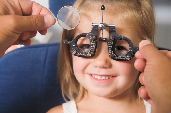 Eye exam should be on back-to-school to-do list