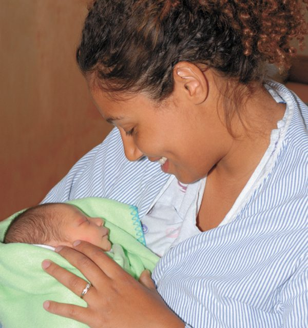 Support ensures breastfeeding success for working moms