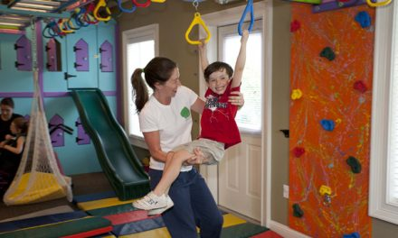 Pediatric therapy center moves to new, larger space