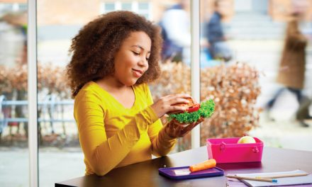 Healthy choices for back-to-school lunchboxes