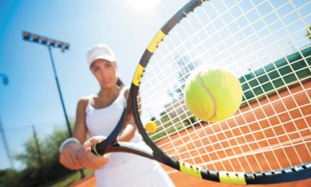 Eliminating unforced errors equals consistent tennis