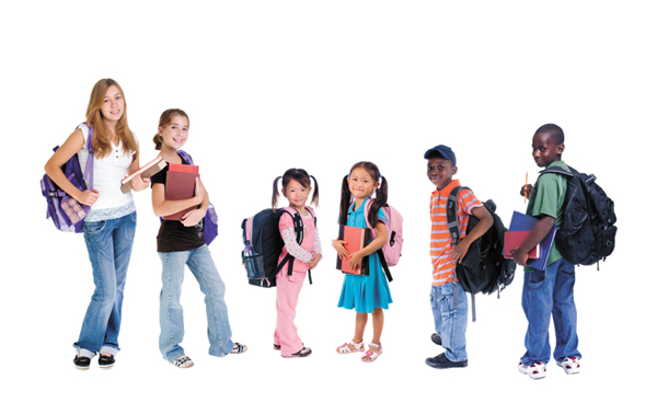 Students with back pain? Check weight of backpack