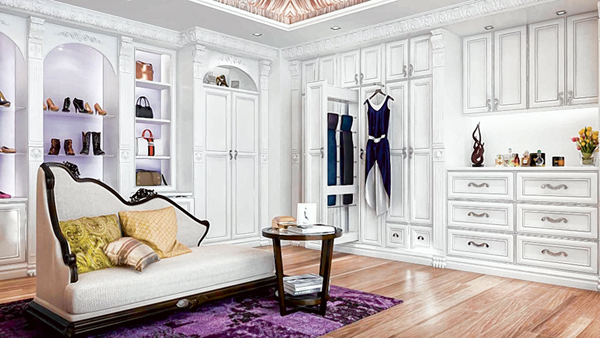 Smart storage solutions set your closet free from chaos