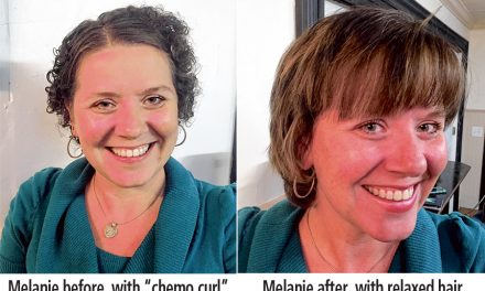 A post-chemo experiment succeeds for long-time client