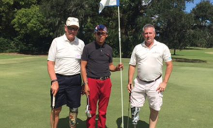 Adaptive Golf experience gets injured players moving