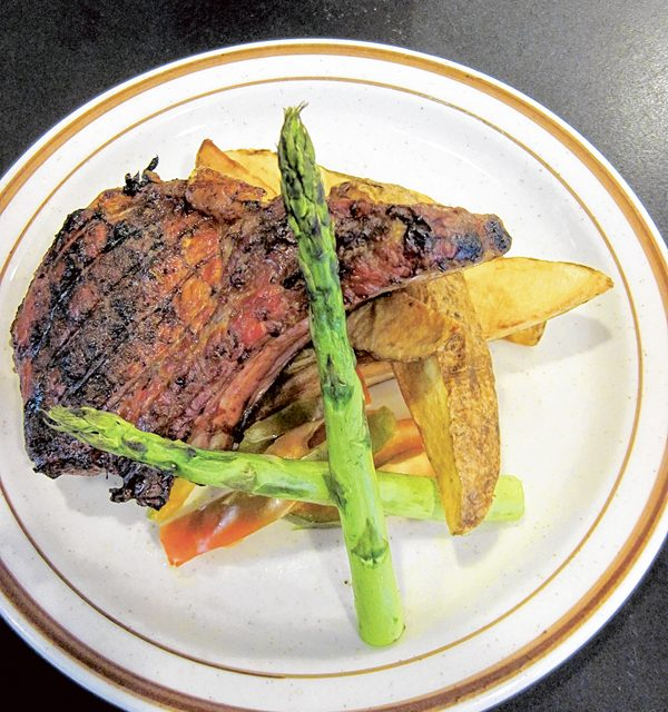 Butcher's Market & Deli offers dinner – their place or yours