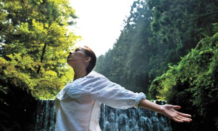 Don't worry – take a deep breath and relax