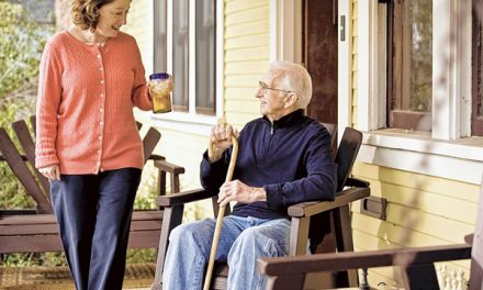 Does your elder loved one need help at home?