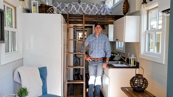 Bluffton builder hopes tiny homes will make a big impact