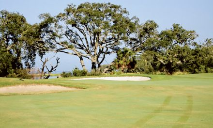 Legends at Parris Island great golf course to walk