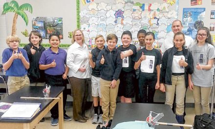 River Ridge students focus on recycling activities