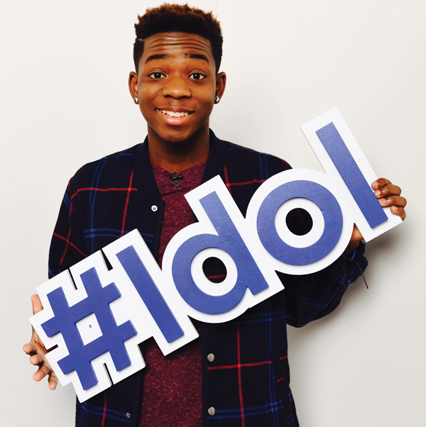 Bluffton's 'Idol' made it to top 8, now the sky is the limit