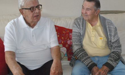 Two Sun City WWII veterans receive top French award