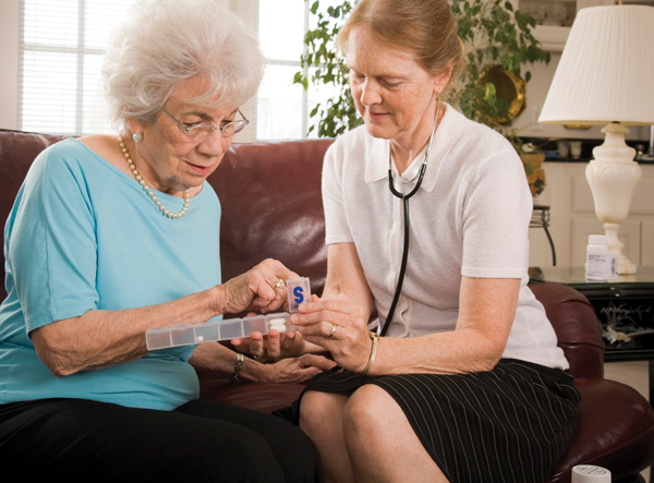 Seniors at risk for prescription drug mismanagement