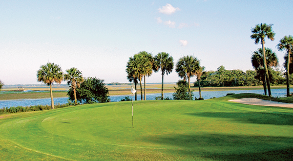 Bluffton's Old South Golf Links a local treasure
