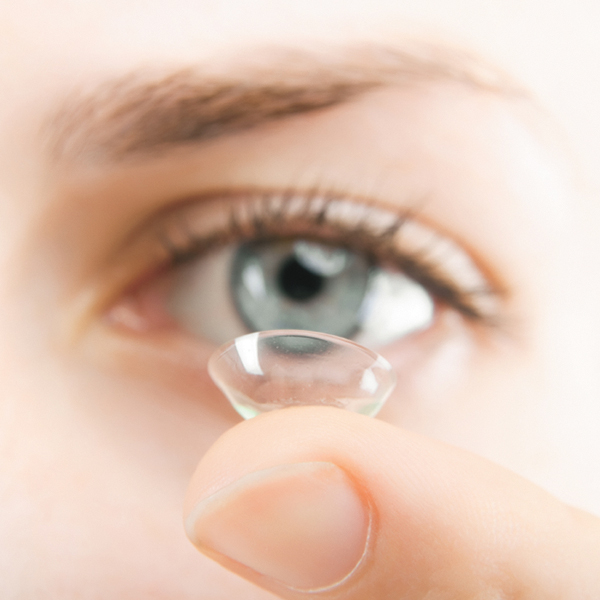 Technology giants working on 'smart' contact lenses