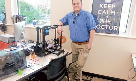 Library's new media lab provides cutting-edge tech tools for all 'makers'