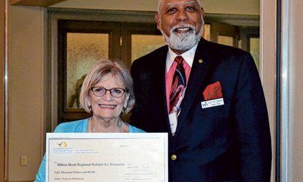 Women in Philanthropy awards record-breaking $83,000