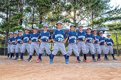 Bluffton Little Leaguers headed to state championship