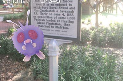 Pokémon Go: Gotta  catch 'em if you can
