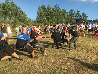 Bluffton's third annual Night Out drew record crowd
