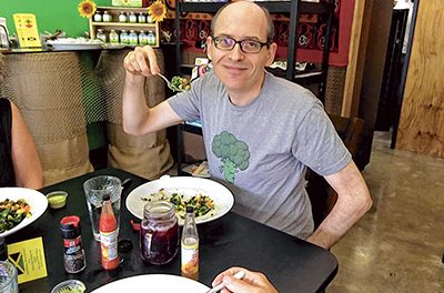 Learning the science behind benefits of a plant-based diet