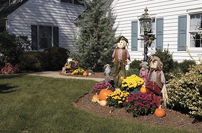 Selling your home when autumn leaves start to fall