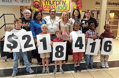 Radiothon raises $218,416 for Willett Children's Hospital