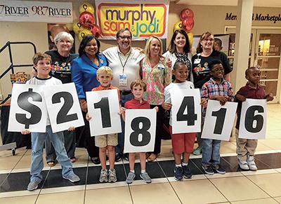 Radiothon raises $218,416 for Willett Children's Hospital