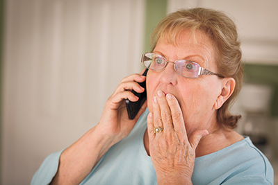 Don't fall for IRS phone call; it's a scam