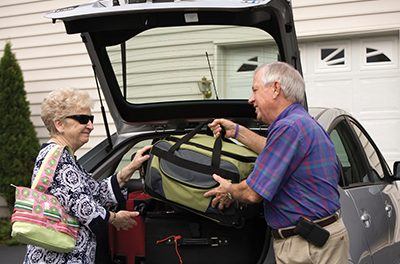 For hurricanes or home health care, planning is essential