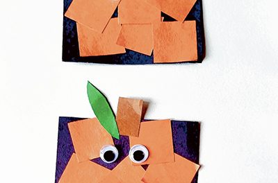 Area moms scare up fun, easy Halloween crafts