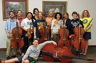 New Community Orchestra welcomes new members