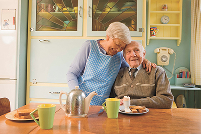 Caregivers must remember to care for themselves too