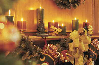 Home for the holidays? Review this fire safety checklist