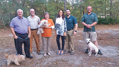 It's a good thing: Bluffton Rotary Club is going to the dogs