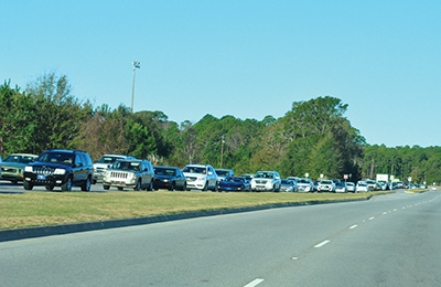 Bluffton-to-Hilton Head commuters go with slow flow