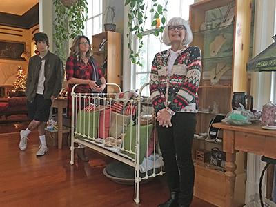 Walk through Bluffton's history at Rose Hill Mansion