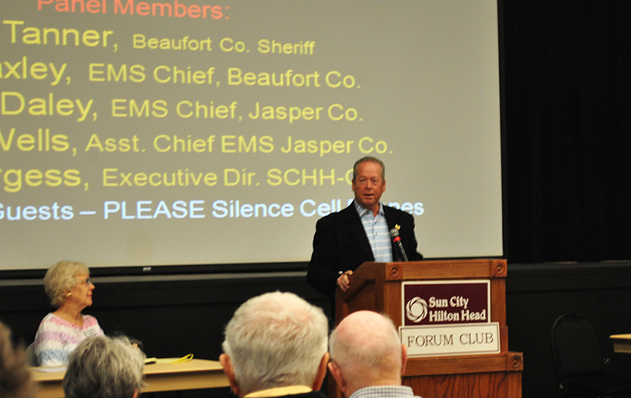 County officials share  hurricane lessons learned
