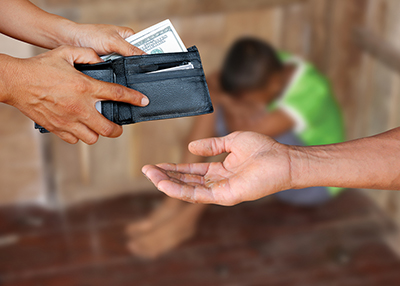Local nonprofit fights human trafficking