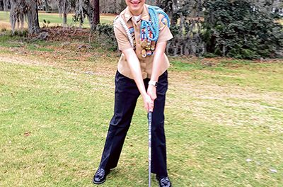 Golf teaches life lessons in discipline, self-reliance