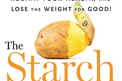Keeping starchy foods in your diet can lead to weight loss